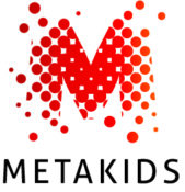 Metakids logo Rood-Oranje 2